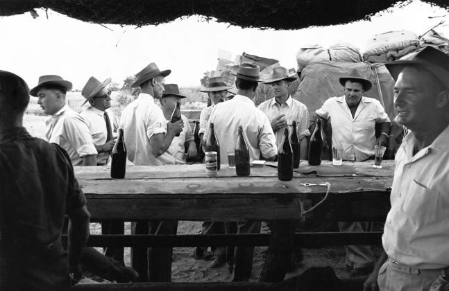 Bar Betoota races, Queensland – 1961