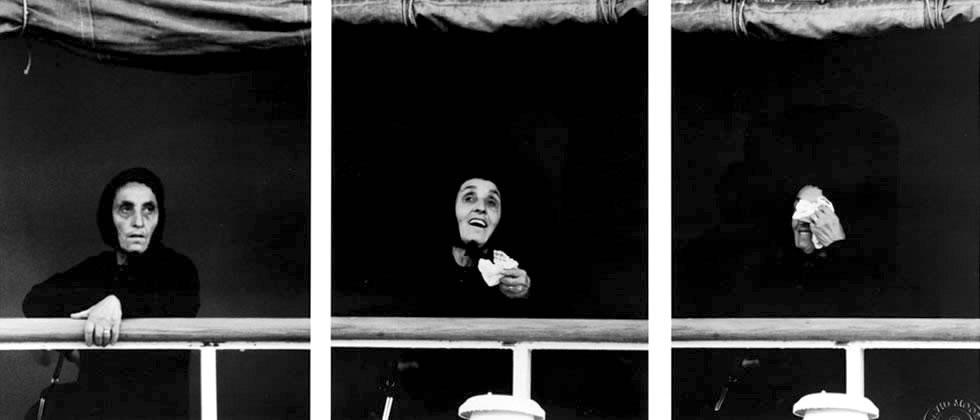 Migrant woman – 1966