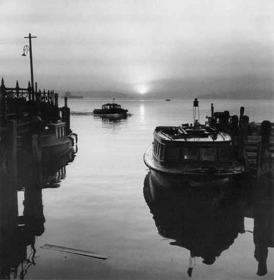 Sunrise at Man O'War Steps – c.1947