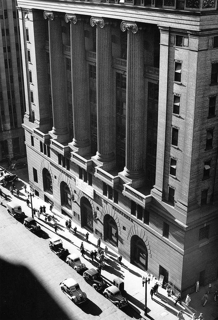 Martin Place, Sydney – 1949