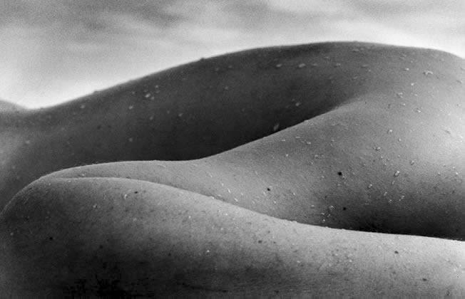 Landscape nude 1 – 1973