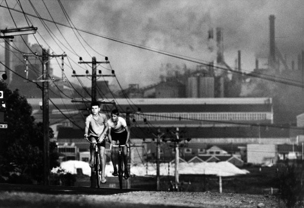 Newcastle steelworks, New South Wales – 1963