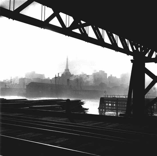 Pyrmont Bridge, Sydney – 1947