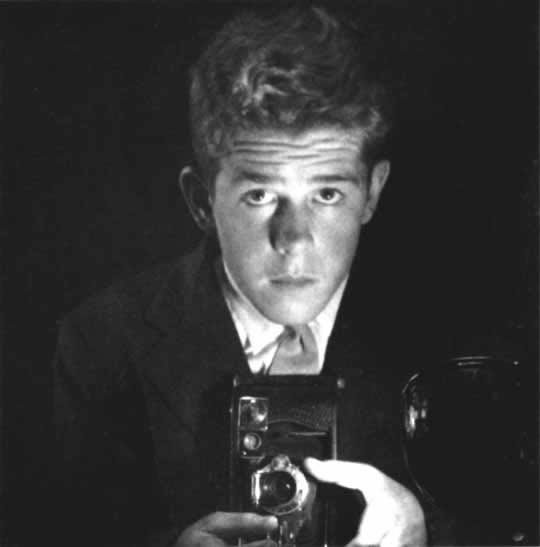 Self Portrait, Corio, Victoria – 1942