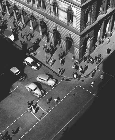 GPO corner, George Street, Sydney – c. 1949