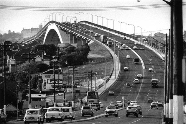 Gladesville Bridge – 1965
