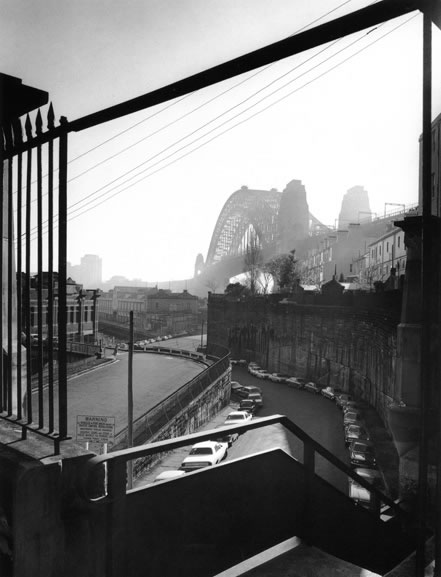 Harbour Bridge from west Rocks – 1978