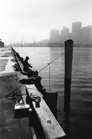Pyrmont Bay fisherman – c.2001