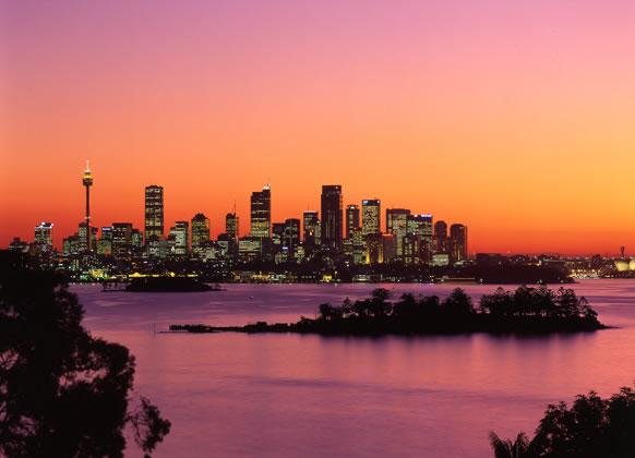 Sydney Harbour – c.1992