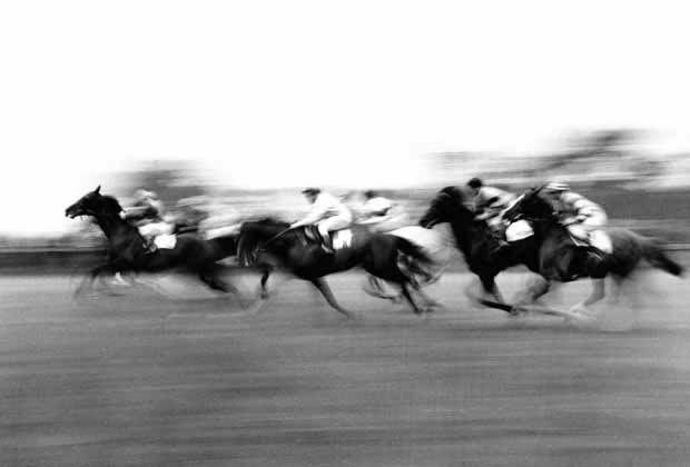 Horse Race, Epson, UK – c.1953