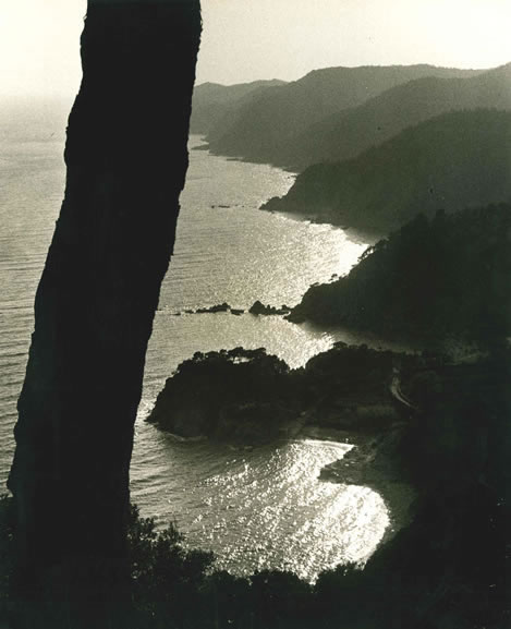 Costa Brava to the north of Tossa, S'Agaro – c.1955