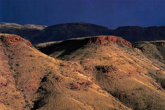 Paraburdoo landscape, the Pilbara, Western Australia – 1985