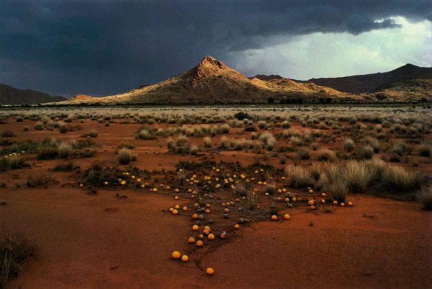 Musgrave Range landscape, Ernabella, South Australia – 1977