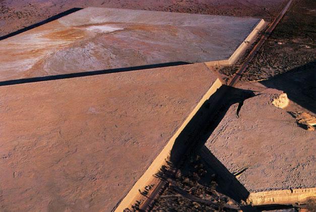 Tailings dump 1, Kalgoorlie, Western Australia – 1985