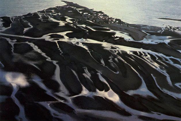 Tidal mudflats, Hay Piont, Queensland – 1978