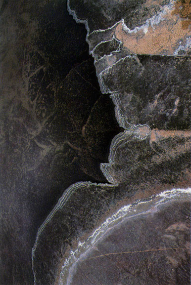 Pilbara rock detail 3, Western Australia – 1985