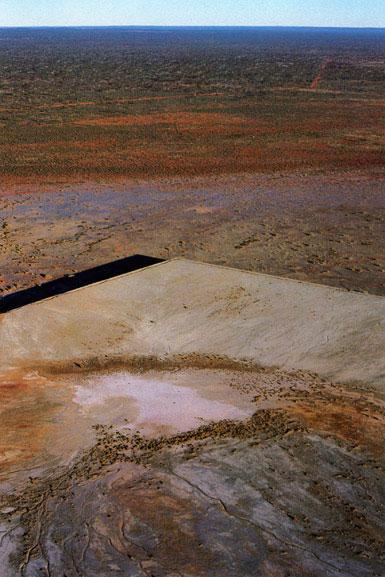 Tailings dump 3, Kalgoorlie, Western Australia – 1985
