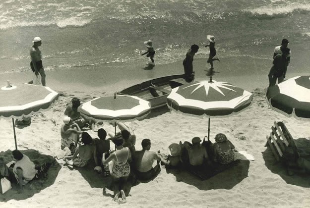 S'Agaro, Costa Brava, Spain – 1955