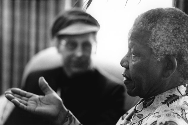 6. Nelson Mandela at the Hilton Hotel (response), Sydney – 2000