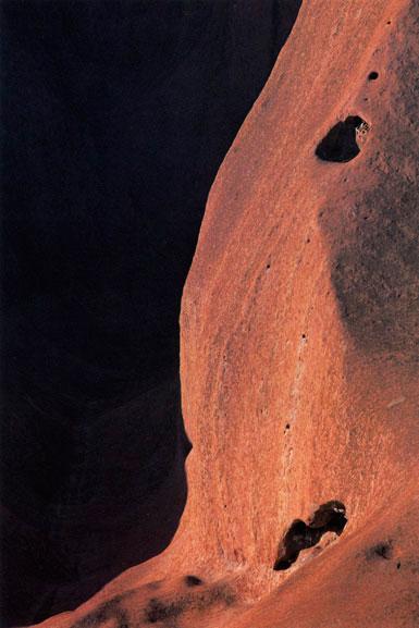 Ayres Rock (Uluru), Central Australia – 1985