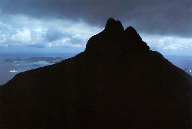 Mount Lidgbird, Lord Howe Island – 1980