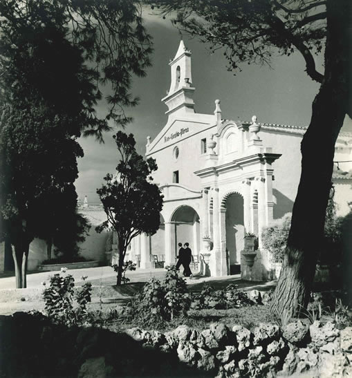 Church near Mahon, Minorca – 1954