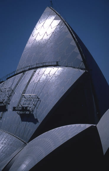 Sydney Opera House construction, 2 – 1967