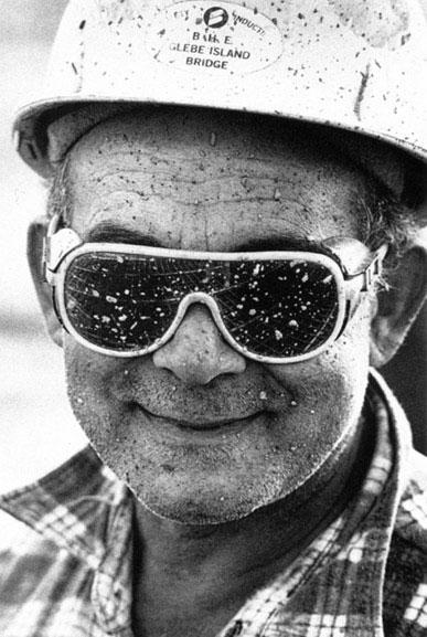 John Torrisi, concreter – c.1993