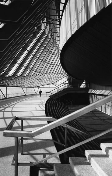 Northern interior, Sydney Opera House – c.1967