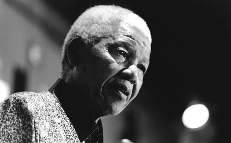 DAVID MOORE NELSON MANDELA