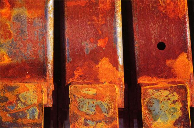 Steel detail – c.1995