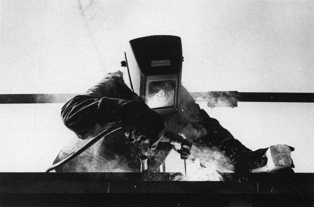 Eros Constandinos, boilermaker – c.1994