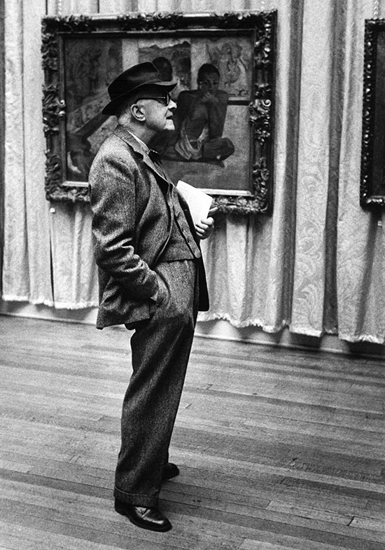 Art Gallery London – c.1956