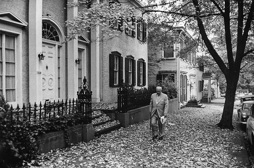 Georgetown, Washington DC, USA – 1956