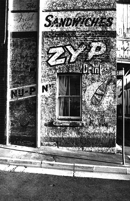 Gipps Street, Paddington – c.1950