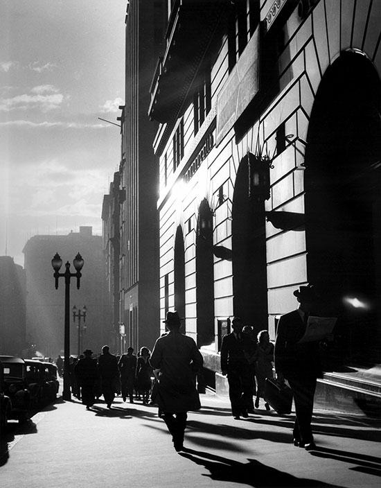 Martin Place  – c.1951