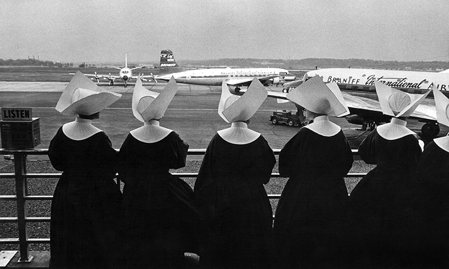 Sisters of Charity, Washington DC, USA – 1956