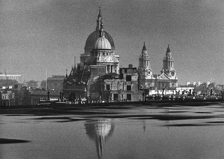 St Paul's Cathedral, London – c.1953