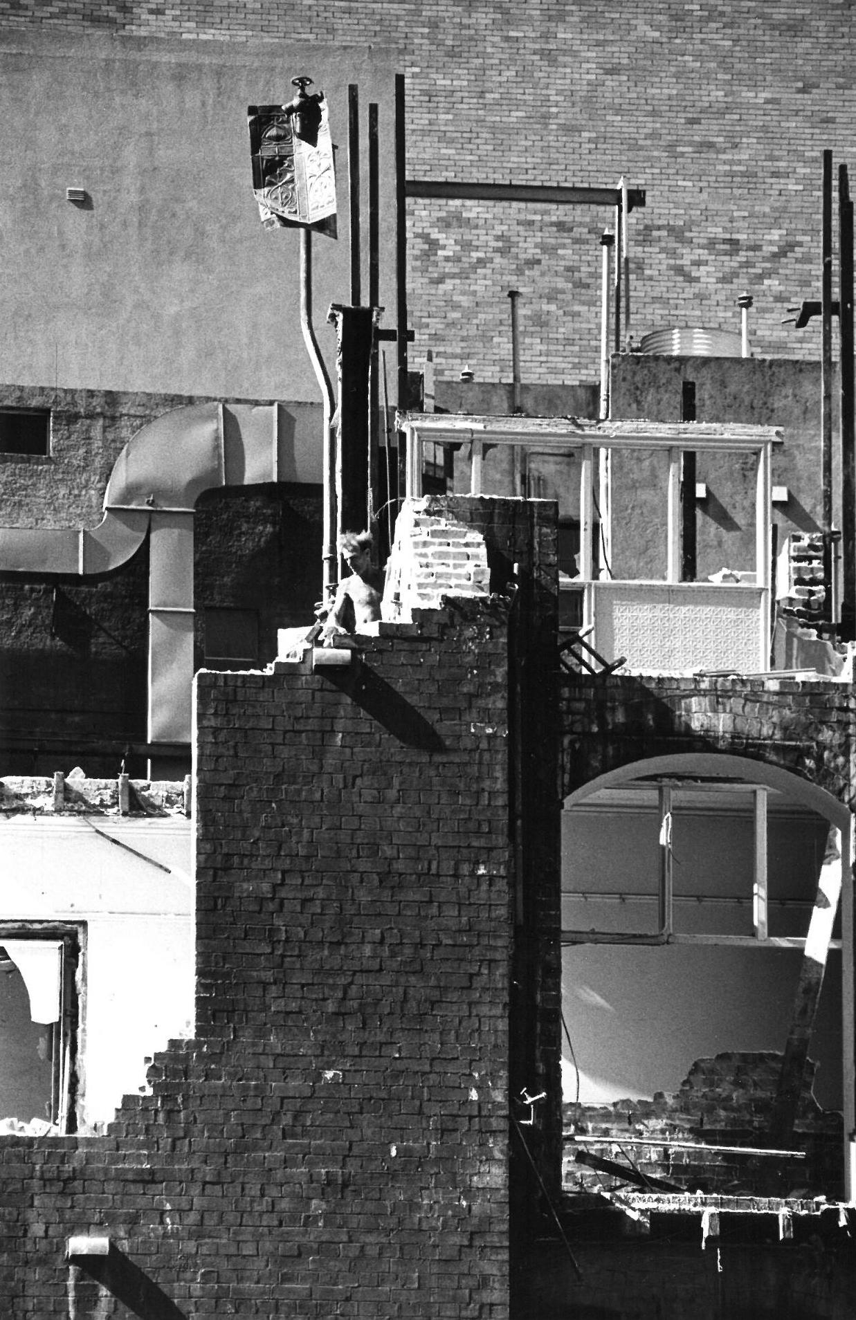 Sydney construction – c.1962