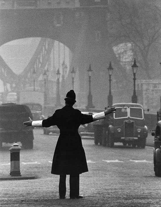 Tower Bridge, London – 1952