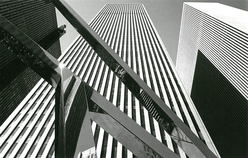 Up in New York 4 (version 2) – 1973